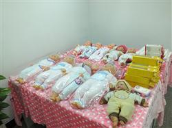 母婴培训器材